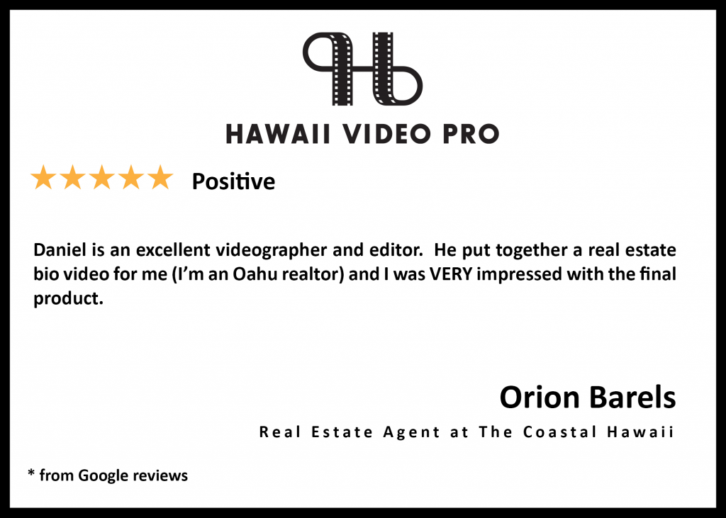 real estate review orion